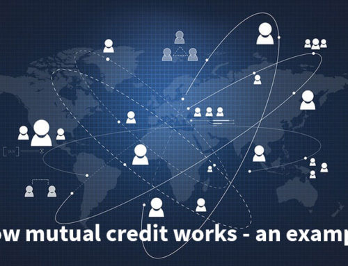 How mutual credit works – an example