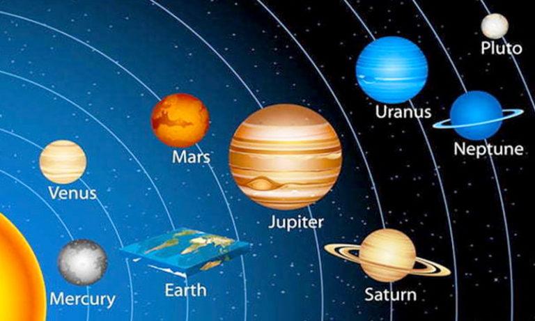 Flat Earth Money